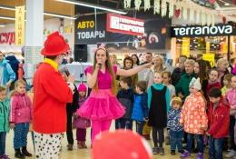 """Большой детский праздник в торговом центре """"Европа"""" город Орел"""