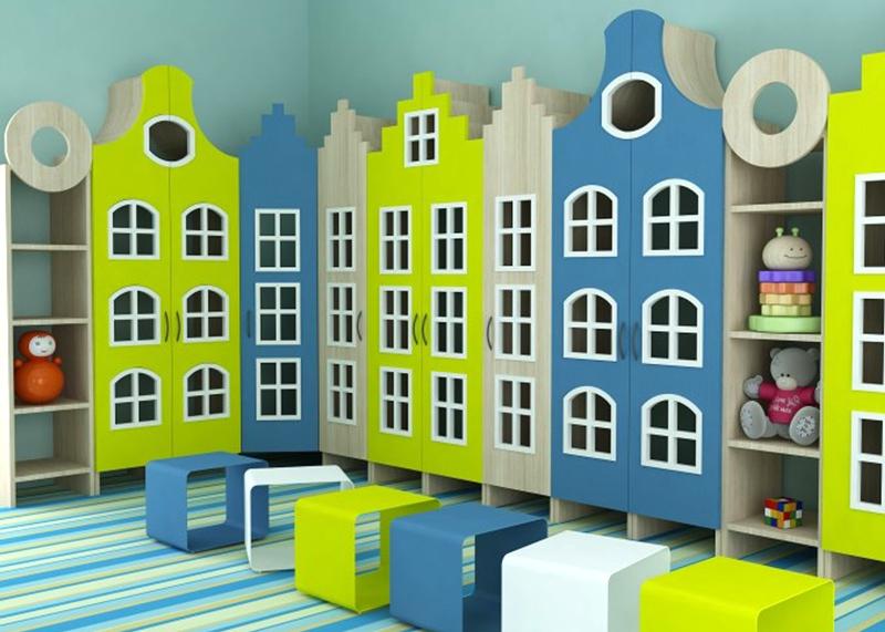 Дизайн для детского сада - самое интересное в блогах.