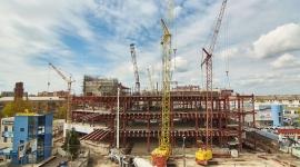 """Строительство шопинг-центр """"Европа"""", 2 очередь Курск 180000 кв.м."""